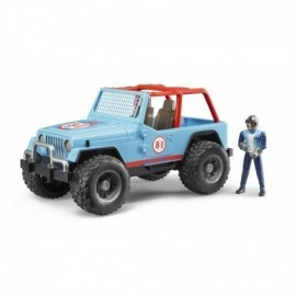 JEEP CROSS COUNTRY RACER AVEC CONDUCTEUR