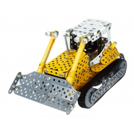 Mini Series - Liebherr Bulldozer - 551 Pieces