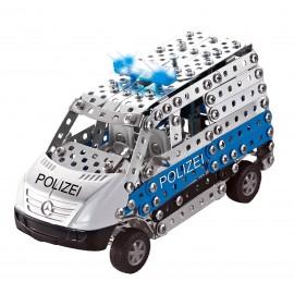 Police Mercedes Benz Sprinter Lumière & Son