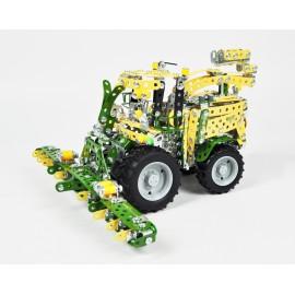 Mini Series - Moissonneuse Batteuse Krone Big X1100 - 991 Pieces