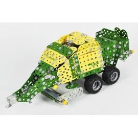 Mini Series - Remorque Krone Big Pack High Speed - 660 Pieces