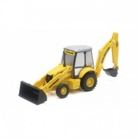TRACTOPELLE NEW HOLLAND B110 C AU 1/64EME