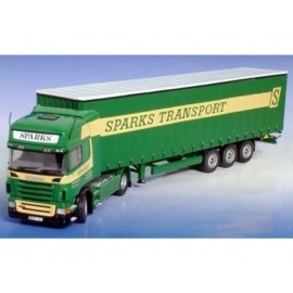 Truck Scania Transport Sparks Collector Edition