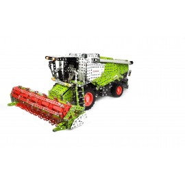 Professional - Moissonneuse Claas Lexion 750 Combine - 2 356 Pieces
