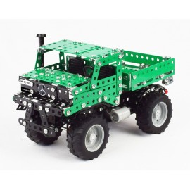Junior Series - Mercedes Benz Unimog - 563 Pieces