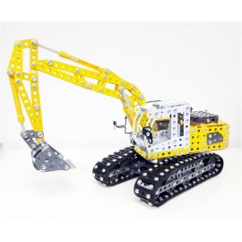 Professional - Liebherr Crawler Excavator - 1 283 Pieces